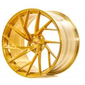 USF 01 - Monoblock - Brushed Gold