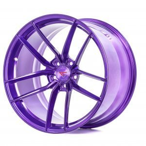 USF 03 - Monoblock - Gloss Brushed Purple